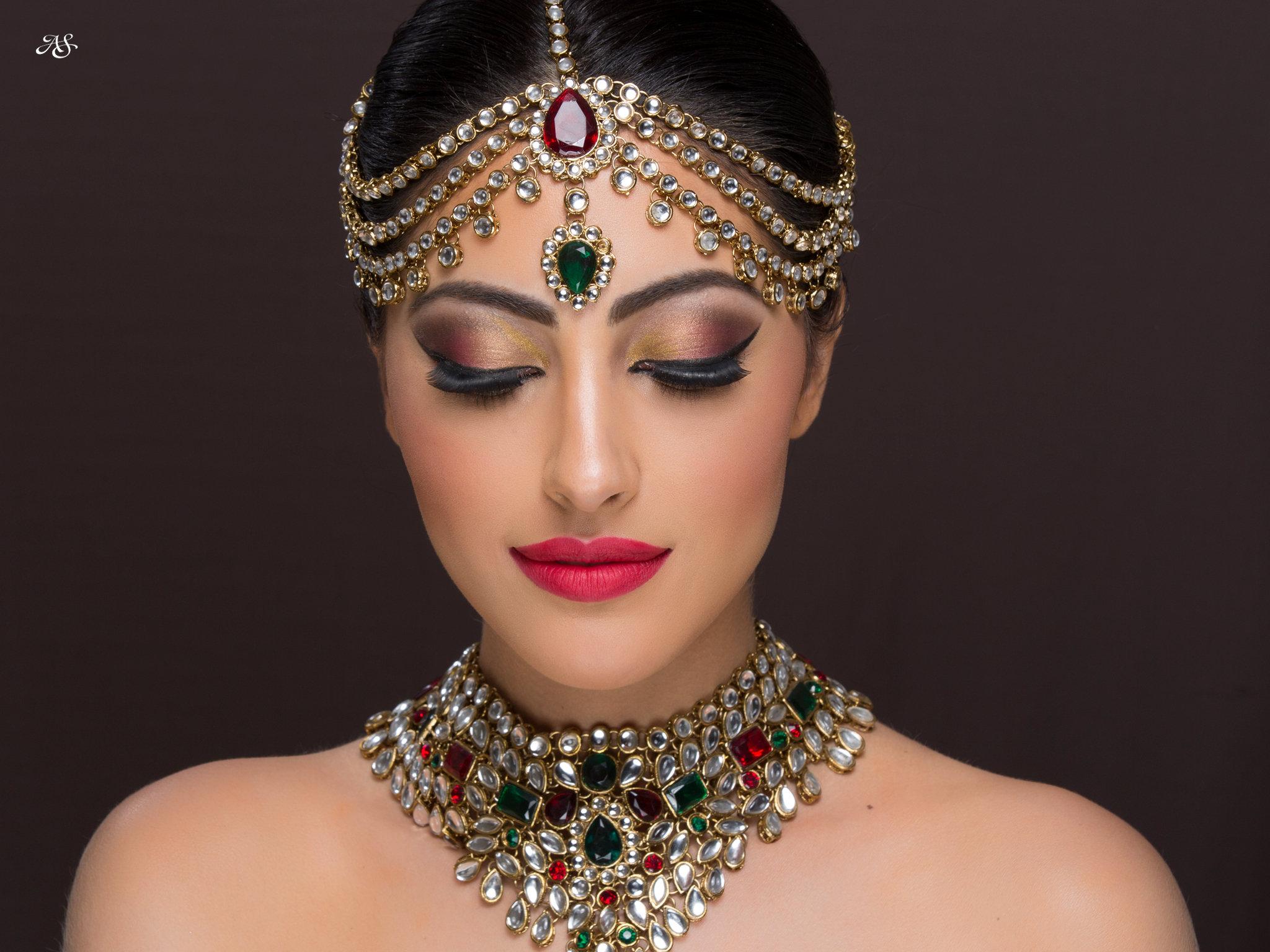 abhilasha singh indian bridal hair amp makeup artist san